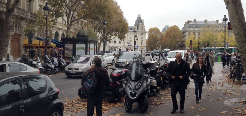 Paris travel tips and tours